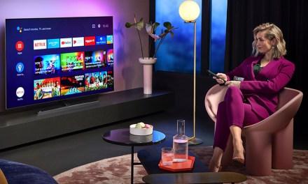 Serie neuer Philips OLED-TVs kommt im Juli in den Handel