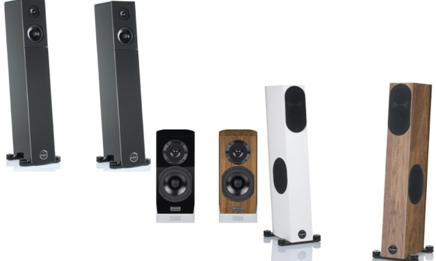 Von Lautsprechern, die man nicht hört: Upgrade für drei Legenden