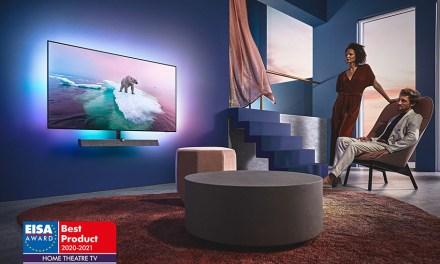 EISA-Jury schwelgt im Lob für OLED-Fernseher von Philips