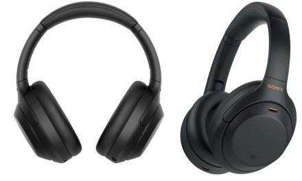Sony Over-Ear-Kopfhörer mit perfektioniertem Noise Cancelling