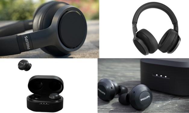 Zwei In-Ears und ein Over-Ear mit Active Noise Cancellation