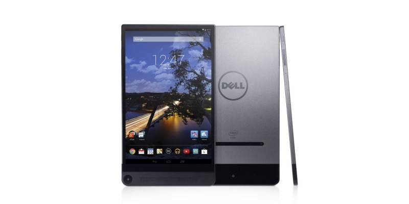Dell Venue 8 7000: Android-Tablet mit OLED und 3D-Kamera