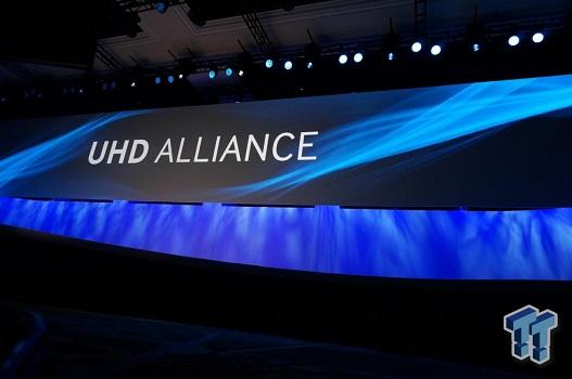 CES 2015: Samsung, Netflix, Disney und Co. werden zur UHD Alliance