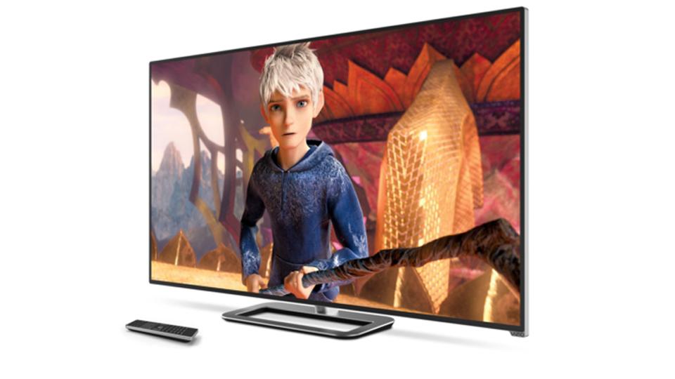 CES 2013: Vizio stellt 70-Zoll Ultra-HD-Fernseher vor