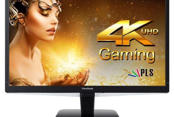 ViewSonic VX2475Smhl-4K: 24 Zoll Ultra HD Gaming-Monitor