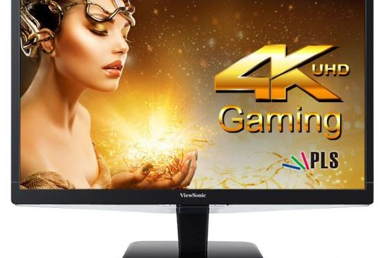 ViewSonic VX2475Smhl-4K: 24 Zoll Ultra HD Gaming-Monitor
