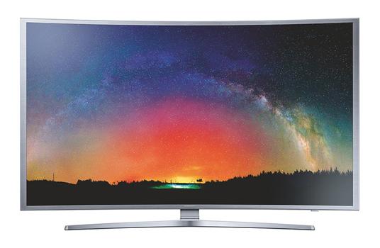 Samsung UE40S9: Erster 4K TV der Serie 9 mit 40 Zoll
