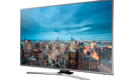 Samsung UHD TV JU6850 mit Nano Crystal Color auf IFA Innovations