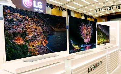 LG kündigt erster HDR Ultra HD OLED TVs für IFA 2015 an