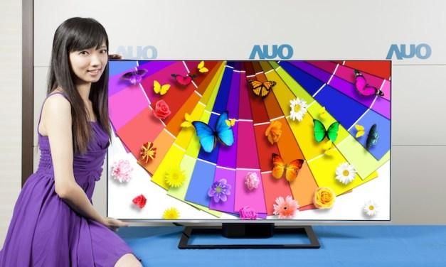AUO produziert Ultra-HD-Panels mit WCG-Technologie