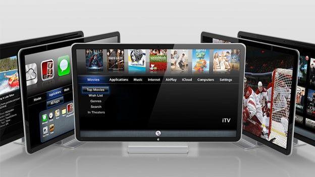Apple: Koreanisches Unternehmen testet OLED-Panels für iTV