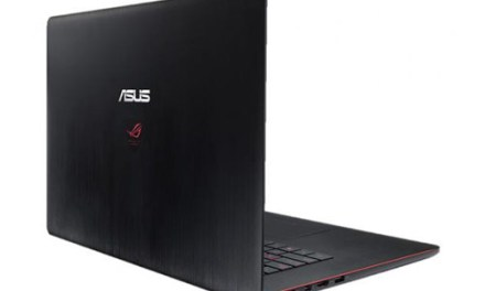 Asus GX500: 4K-Gaming-Notebook zur Computex 2014 vorgestellt