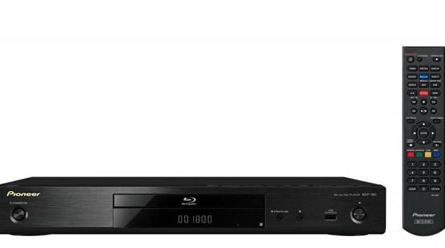 Pioneer BDP-180: 3D Blu-ray Player mit Netzwerkfeatures