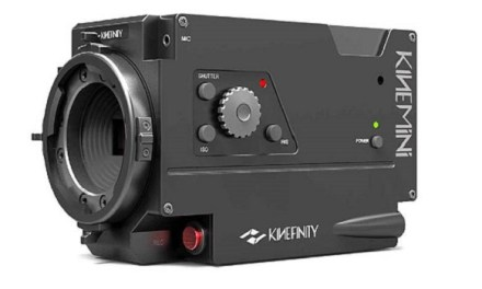 KineMini 4K: Hersteller Kinefinity stellt 4K-Raw-Kamera mit Highspeed-Funktion vor