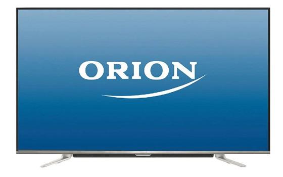 Orion erweitert 4K TV Portfolio mit 55-Zöller CLB55B4550S
