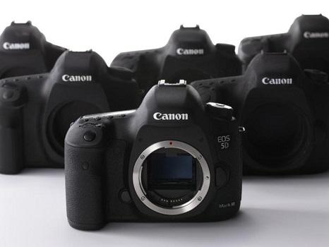 Canon EOS 5DS: Kein 4K-Modus für Videoaufnahme