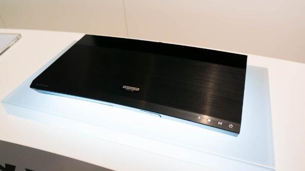 IFA 2015: Samsung zeigt weltweit ersten Ultra HD Blu-ray Player