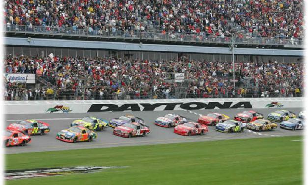 Daytona Speedweeks 2013: Fox Sports mit Zeitlupen in Ultra HD
