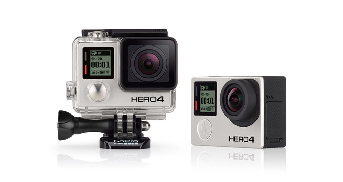 GoPro Hero4-Action Cam: Timelapse-Videos nun in 4K Ultra HD möglich