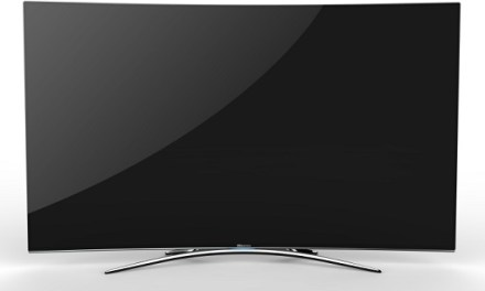 Hisense 55XT810: Neuer Curved 4K TV mit Panorama-Effekt