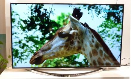 Hisense: 4 Ultra HDTVs ab 2.000 Euro kommen im September