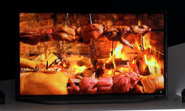 IFA 2014 – LG: Neue 4K-Curved-TVs präsentiert