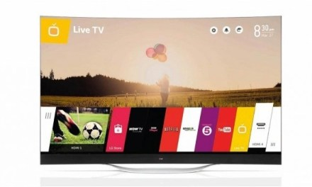 LG 77EC980V: 4K-OLED-TV mit Curved-Display zum Luxuspreis