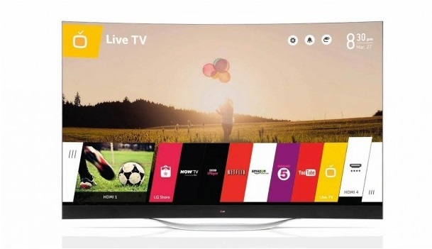 LG 77EC980V: 4K-OLED-TV mit Curved-Display zum Luxuspreis