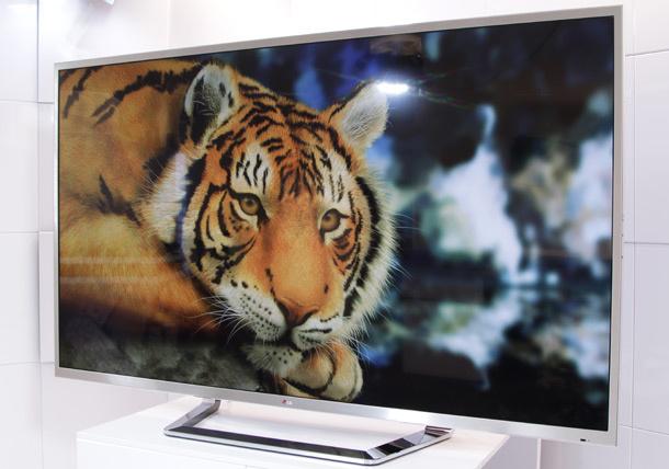 LG 84LM960V: Ultra HD TV überzeugt nicht vollständig im Test in den Niederlanden