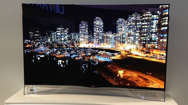 LG Curved OLED TV 55EA9809 im Test bei DisplayMate