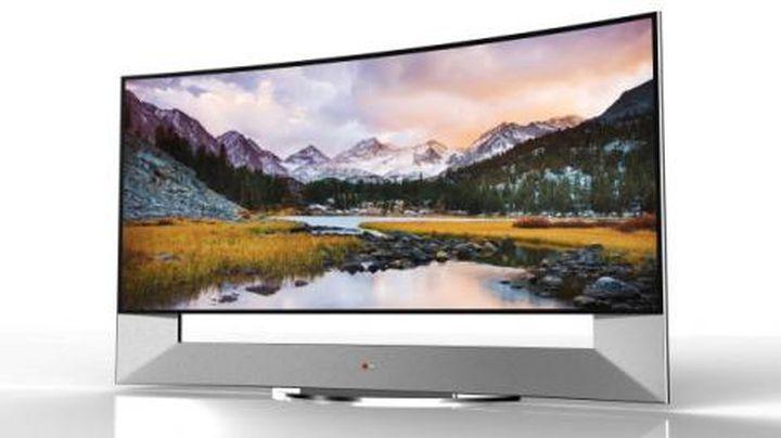 LG 105UB9: 4k-TV mit 105-Zoll-Diagonale für CES 2014 angekündigt