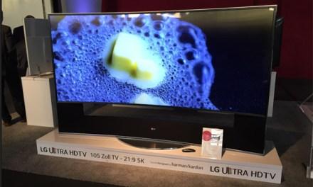 LG Innovation Tour 2015: Neue Modelle, webOS 2.0, Quantum Dots und mehr