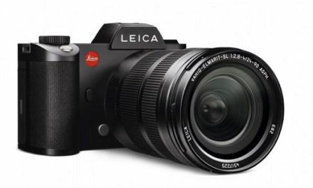 Leica bringt 4K-Systemkamera SL ein Firmware-Update