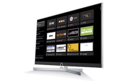 Loewe Reference: Neuer 4K UHD TV im edlen Design für 5.000 Euro