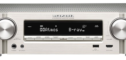 Marantz veröffentlicht neue AV-Receiver mit Dolby Atmos & DTS:X