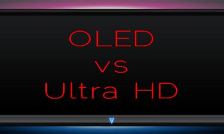 Die Unterschiede zwischen OLED und Ultra HD (4K) im Vergleich