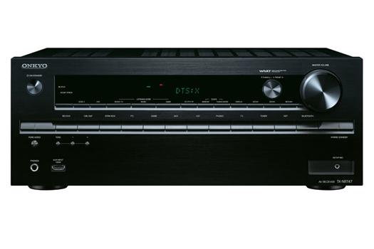 Onkyo TX-NR747: Dolby Atmos, DTS:X und Ultra HD