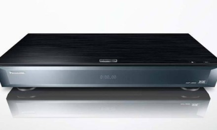 Ultra HD Blu-ray Player von Panasonic kommt im April