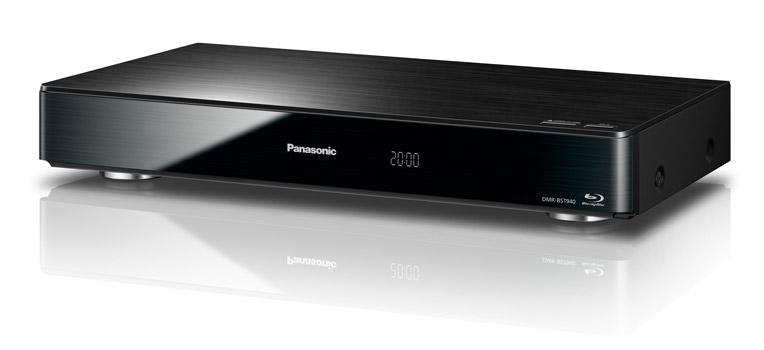 Panasonic DMR-BCT & BST940 4K-Blu-ray-Recorder vorgestellt