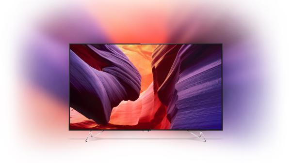 IFA 2015: Philips 4K TV 8601 & 9600 Series offiziell vorgestellt