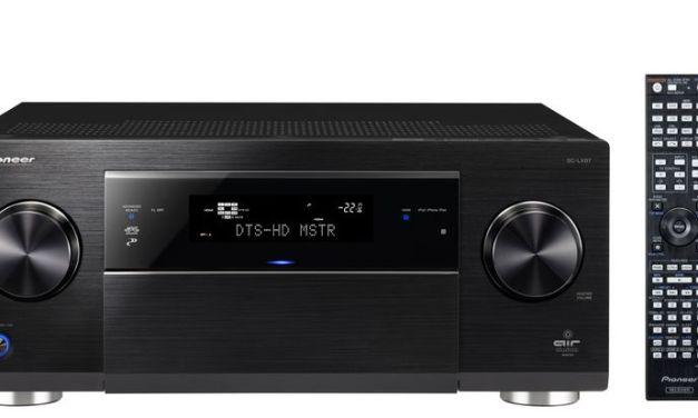 IFA 2013: Neue Mehrkanal-Receiver mit 4K-Upscaling von Pioneer