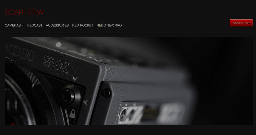 RED Scarlet-W: Neue 4K & 5K Videokamera vorgestellt