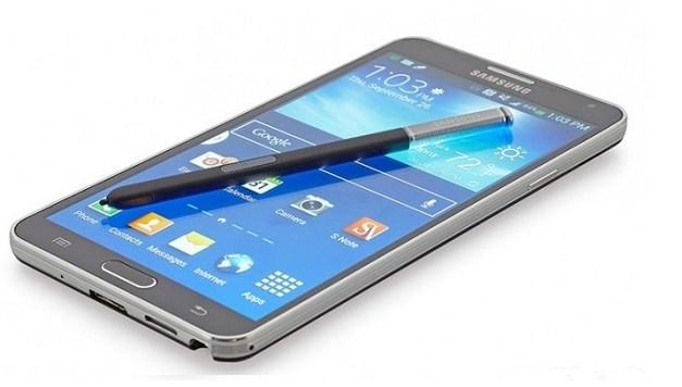 Samsung Galaxy Note 4: 4K-Video mit Drohne veröffentlicht