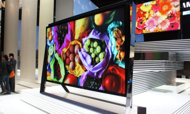 """Samsungs 85″ Ultra HD-TV """"S9 Timeless"""" für 34.999€ in Deutschland verfügbar"""