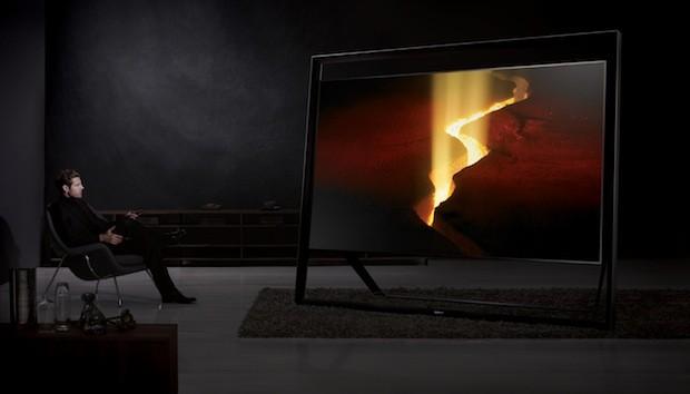 Samsung S9 Ultra HD TV ab April für 40.000 Euro in Europa erhältlich