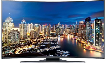 Samsung UE55HU7200 ab 17 Uhr in den Amazon-Blitzangeboten
