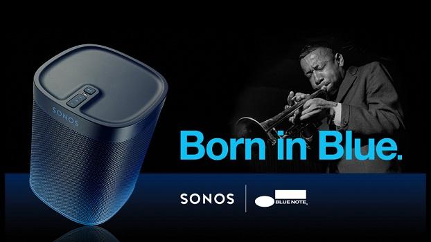 Sonos Blue Note Play:1 – Neues Sondermodell vorgestellt