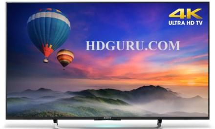 Preise der Sony 2015 4K TVs im Internet aufgetaucht