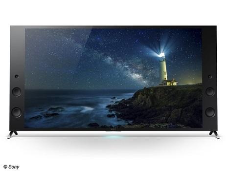 Sony Ultra HD Bravia TVs werden mit HDR ausgestattet