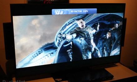 Stream Ultra-D 4K-Fernseher mit 3D-Darstellung ohne Brille präsentiert